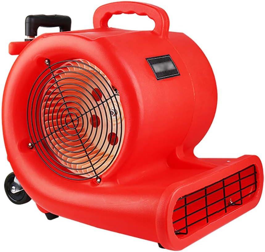 A Ventilador Turbo/Soplador/Secador De Bajo Consumo De Energía Enfriamiento Y Ventilación De Grandes Áreas, Motor De Aire De 950 W | Alta Potencia, Incluidos Los ...