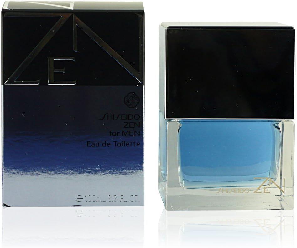 SHISEIDO - ZEN FOR MEN edt vapo 100 ml - 0768614102106