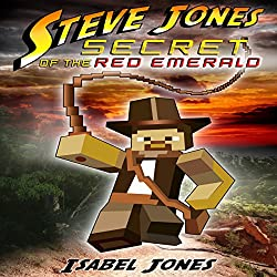 Steve Jones: Secret of the Red Emerald