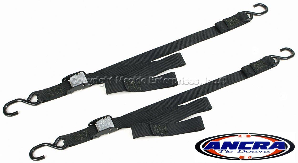 Ancra 40888-26 Black 66Orginal Tiedowns