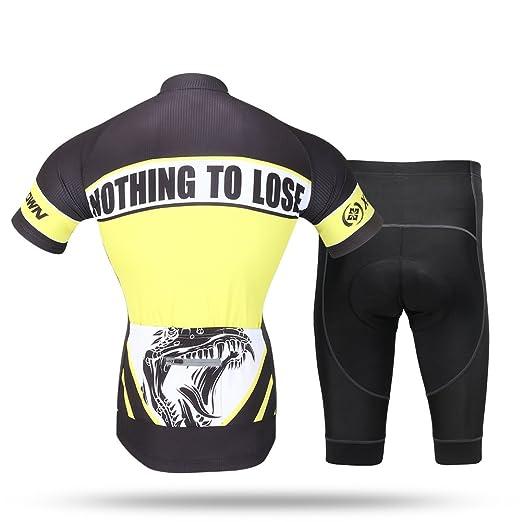 Mens Cycling Jersey Bike Racing Cycle Clothing Short Sleeve Bicicleta Jacket/Shirt A602