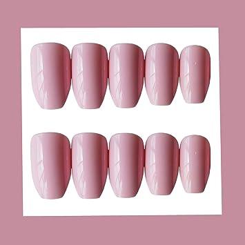 Amazon.com: MISUD - Uñas postizas para ballet, color rosa ...