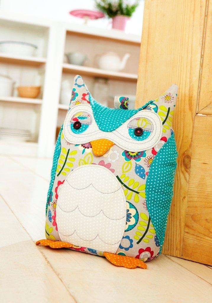 Ulster Weavers Owl Door Stop 8OWL35