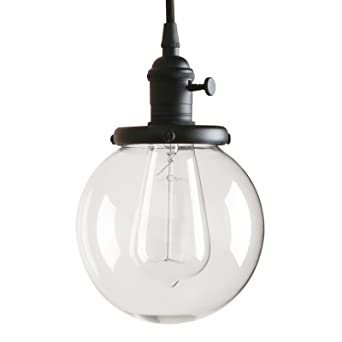 Pathson Vintage Pendant Light Industrial Style Light Fixtures With