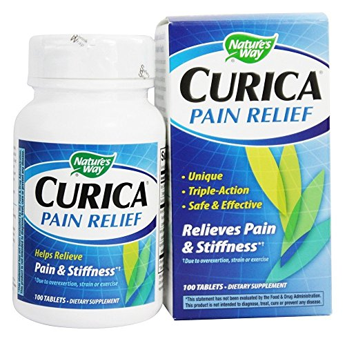 Natures Way Curica Relief Tablets