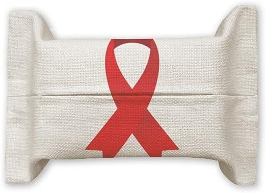 DIYthinker Cinta roja de la Conciencia HIV día Mundial del SIDA de ...