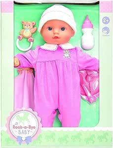 Lotus Soft Bodied Baby Doll, Multi-Colour, 36 cm, Lt14017
