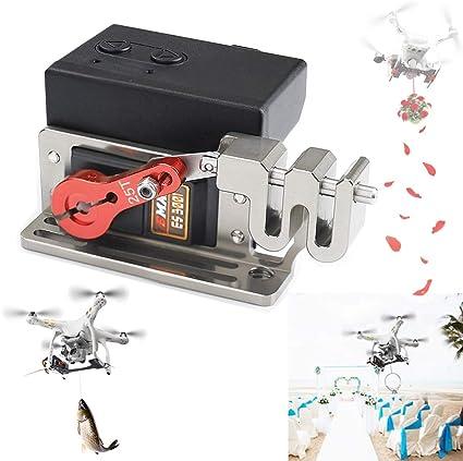 Payloa Bait Dropping Device Drone Fishing 2019 New SkyClip for DJI Phantom