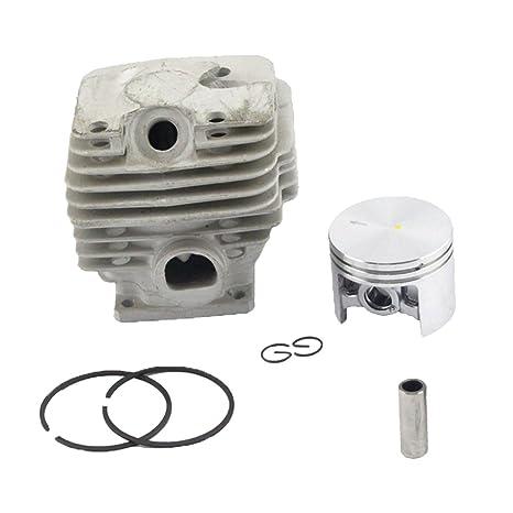 Amazon com: Farmertec 52mm Cylinder Piston Kit for Stihl