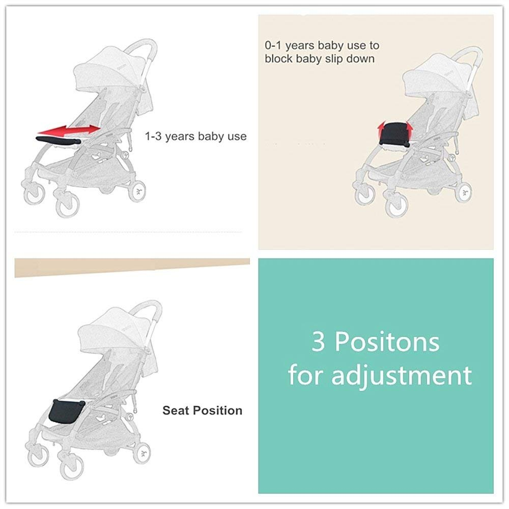 Amazon.com: Stroller Footrest for Babyzen YOYO+ Accesories Footboard Sleepping Extend Board Prams 2018 Upgrade Longer 8.26 inch: Baby