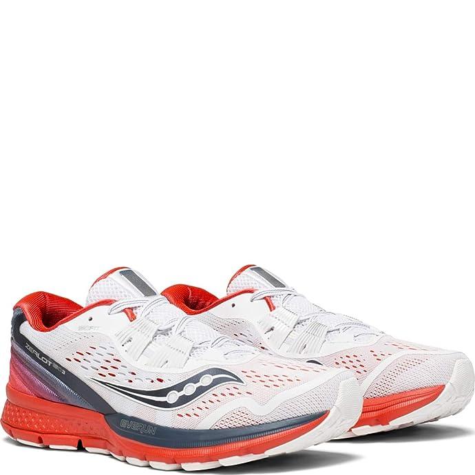 Saucony 圣康尼 ZEALOT ISO 3 轻量缓震 女式跑步鞋 5码1.7折$22.67 海淘转运到手约¥251