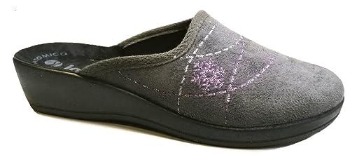 Inblu pantofole ciabatte invernali da donna art. CL 70