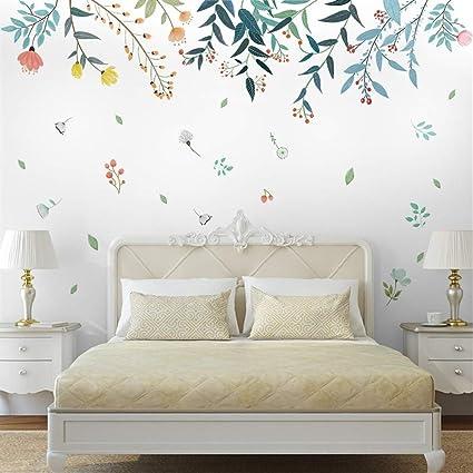Moderne Tapeten Tv Hintergrund Wohnzimmer Wallpa Kreative Wandaufkleber Schlafzimmer Raum Nachthintergrund Wand Papier Schlaf Transformation In Schlafzimmer Tapete Aufkleber Selbstklebende Aufkleber Amazon De Kuche Haushalt