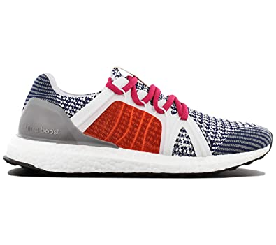 dd749cb247f17 adidas by Stella McCartny Ultra Boost AF6436 Footwear Blue Womens Trainers  Sneaker Shoes Size  EU