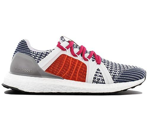 e0cff0babe0 adidas by Stella McCartny Ultra Boost AF6436 Donne Calzature Blu Scarpe da  Donna Sneaker Taglia