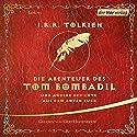 Die Abenteuer des Tom Bombadil und andere Gedichte aus dem Roten Buch Hörbuch von J.R.R. Tolkien Gesprochen von: Gert Heidenreich