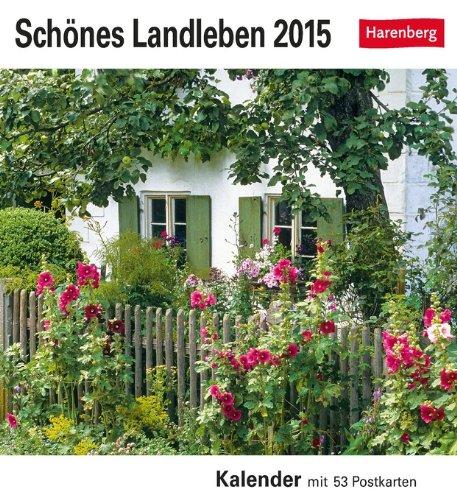 schnes-landleben-postkartenkalender-2015-kalender-mit-53-postkarten