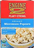 Engine 2, Organic Microwave Popcorn, 3 ct