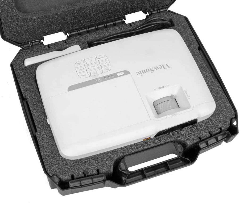 ViewSonic Compatible PX725HD Case Club Projector Carrying Case by Case Club