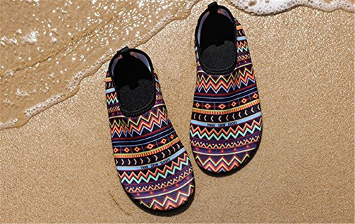 Barefoot Water Orange Skin Yoga for Flexible Printed Shoes Exercise Surf Swim Beach SqUdgw
