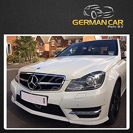 GCP-204030,/calandra cromata GermanCarParts colore nero