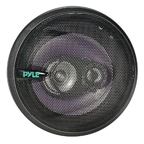 Pyle PLG-63 120 Watt 6.5-Inch Three-Way Triaxial Speaker System ()