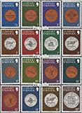 united kingdom-Guernsey 173-188 (complete.issue.) unmounted mint / never hinged 1979 clear brands: Coins (Stamps for collectors)