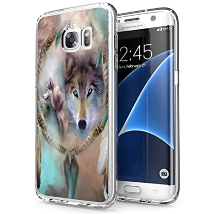 Amazon.com: BINGHU - Carcasa para Samsung Galaxy S7 Edge ...