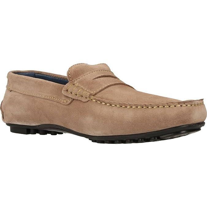 Mocasines para Hombre, Color Hueso, Marca PRIVATA, Modelo Mocasines para Hombre PRIVATA C312 Hueso: Amazon.es: Zapatos y complementos