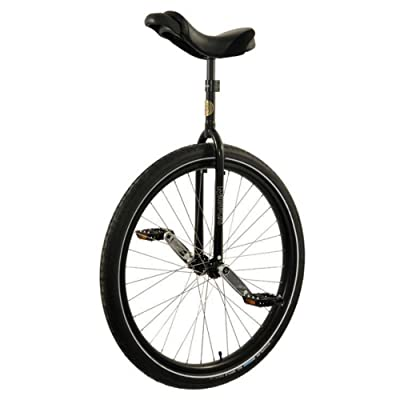 Nimbus 29 in. Road Unicycle - Black : Sports & Outdoors