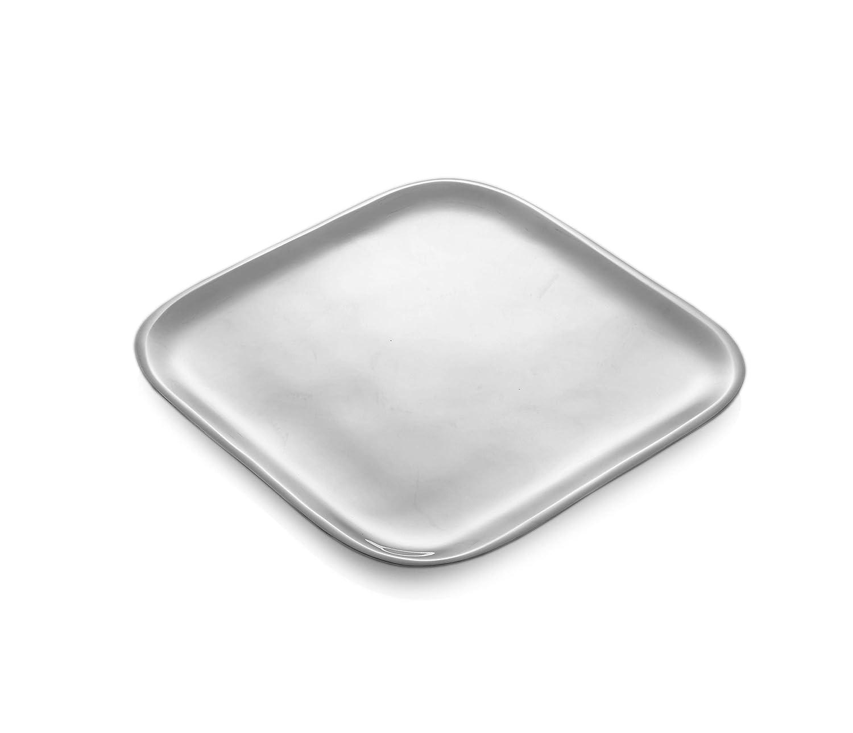 Nambé Square 11-Inch Service Plate