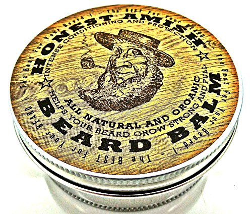 Honest Amish Beard Balm Large product image
