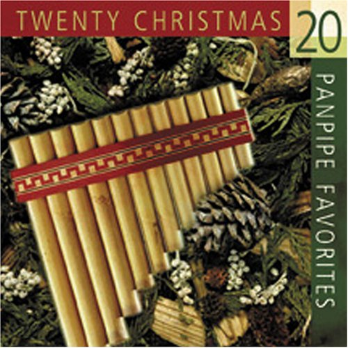 20 Christmas Panpipe Favorites (Christmas Music CDs) from Brand: Barbour Publishing, Incorporated