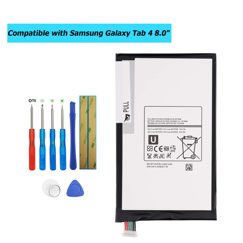 Bateria Tablet Eb-bt330fbe Para Samsung Tab 4 8.0 Sm-t330nu