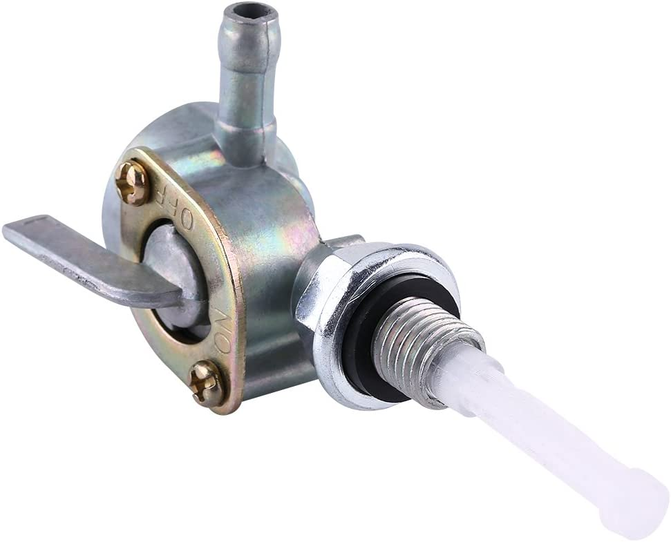 M10 Fuel Tank Switch Valve Petcock 1.25 Generator Fuel Tap Gas Oil Tank Tap for Pit Bike Quad Bike