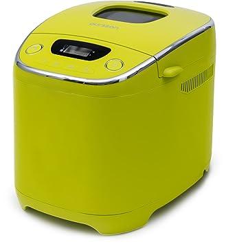 OURSSON bm0801j/GA Panificadora 10 programas manzana verde 0,75 kg 580 W