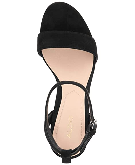61996770970 Aldo Womens Rossena-98 Open Toe Special Occasion Slingback Sandals   Amazon.co.uk  Shoes   Bags