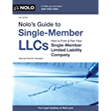 Nolo's Guide to Single-Member LLCs: How to Form & Run Your Single-Member Limited Liability Company (Nolo's Guide to Single Me