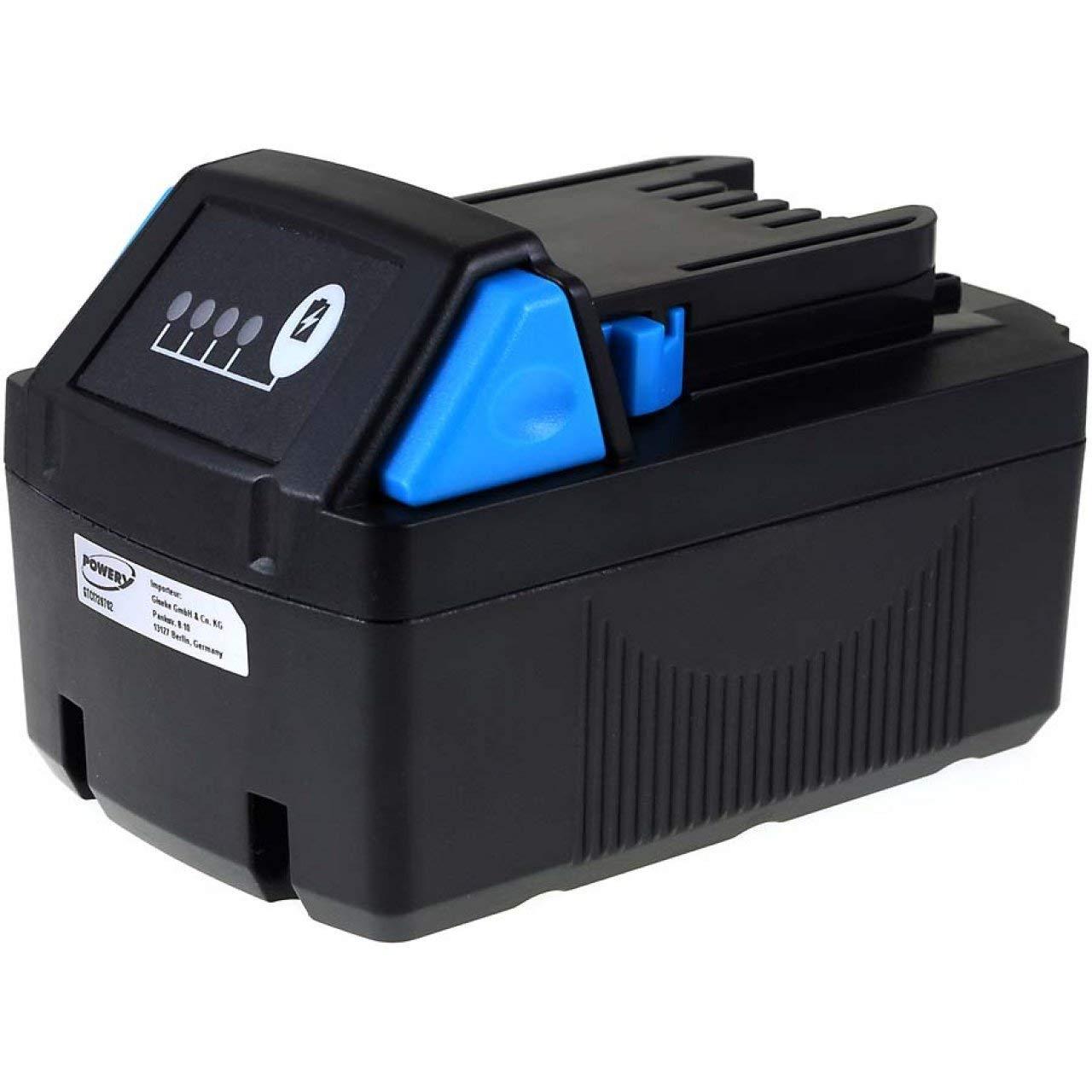 Batteria per pistola a cartucce a batteria Milwaukee C18 PCG 400 4000mAh