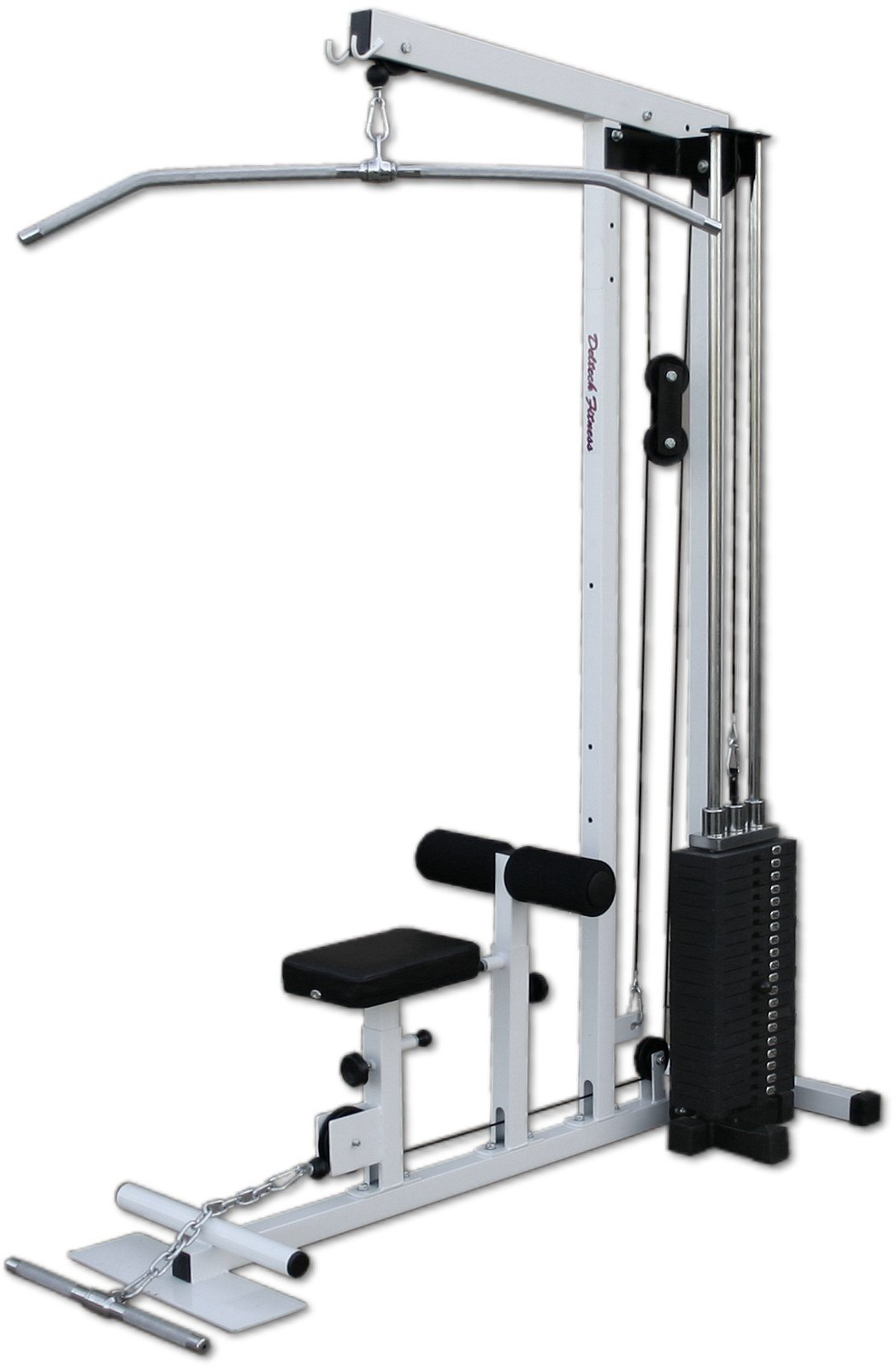Deltech Fitness Stack Loaded Lat Machine by Deltech Fitness