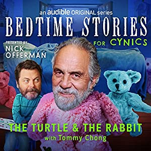Ep. 8: The Turtle and the Rabbit with Tommy Chong