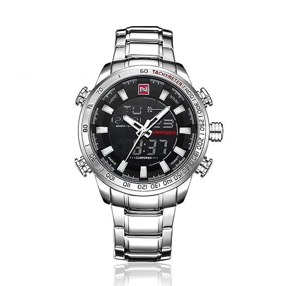 Relojes para Hombres Reloj de Pulsera de Lujo de la Mejor Marca Famoso para Hombre Dial