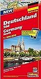 Allemagne du Sud. 1/500 000