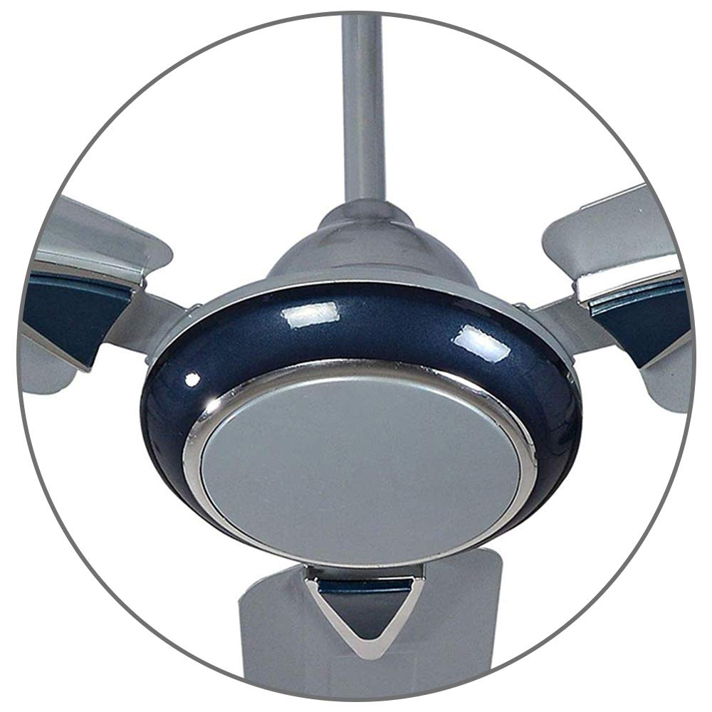 ANTI DUST COATING CEILING FAN ACTIVA 390 RPM HIGH SPEED 1200 MM BEE APPROVED 5 STAR RATED 100% COPPER GALAXY-1