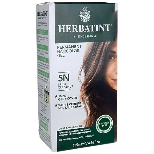 Herbatint Herbal Haircolor Permanent Gel