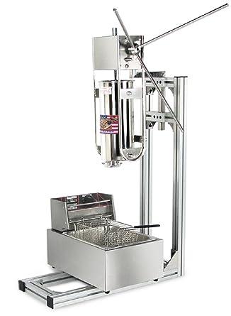 Cafetera de 220 V-240 V 5 L de capacidad y 6 L de freidora