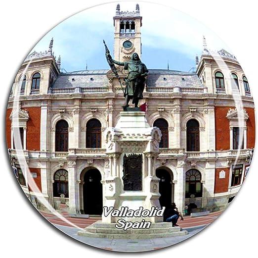Weekino Plaza Mayor de España Valladolid Imán de Nevera 3D de ...