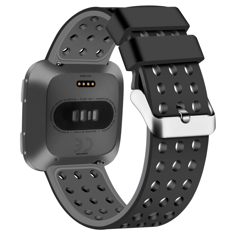 Malla De Reloj Fitbit Versa/versa Lite/versa Se/versa 2