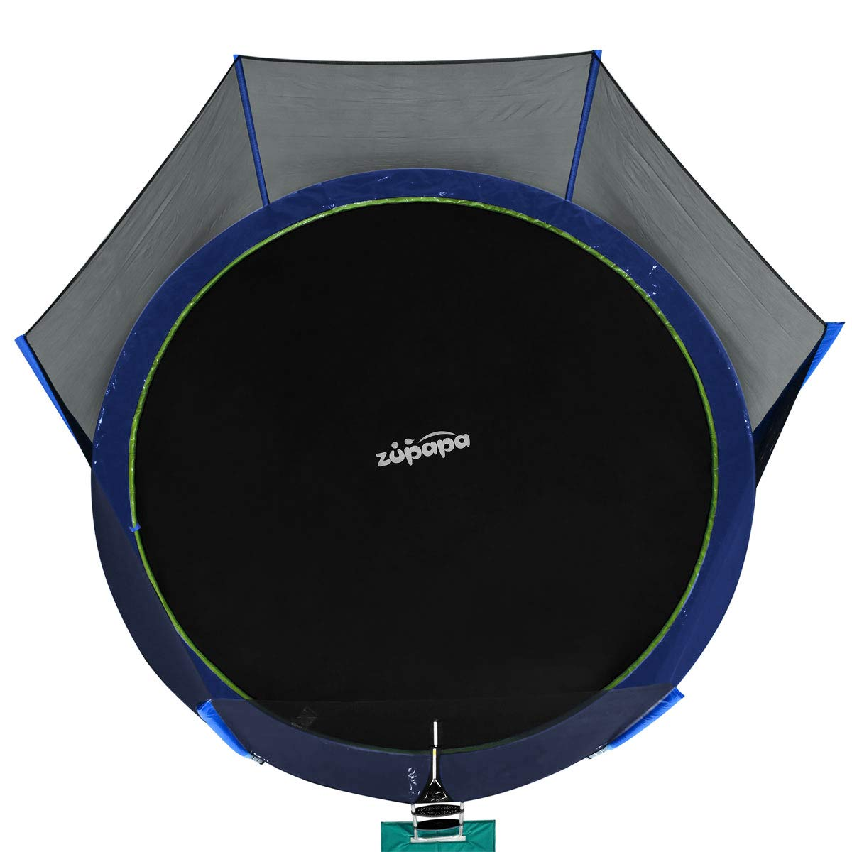 Zupapa 2019 Trampoline 15FT 14FT 12FT 10FT Newest No-Gap Jumping Mat Replacement (10FT) by Zupapa (Image #4)