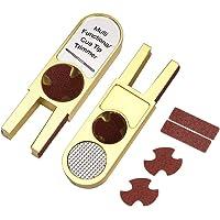Herramienta en forma de U para pulir, multifunción, recortador de punta para tacos, billar o billar, accesorios para…